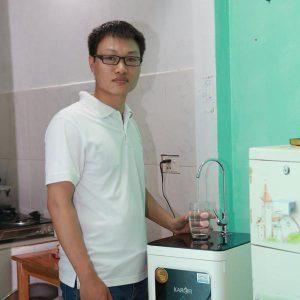 Khach Hang Dung May Loc Nuoc Karofi 11