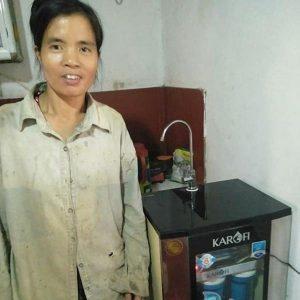 Khach Hang Dung May Loc Nuoc Karofi 2