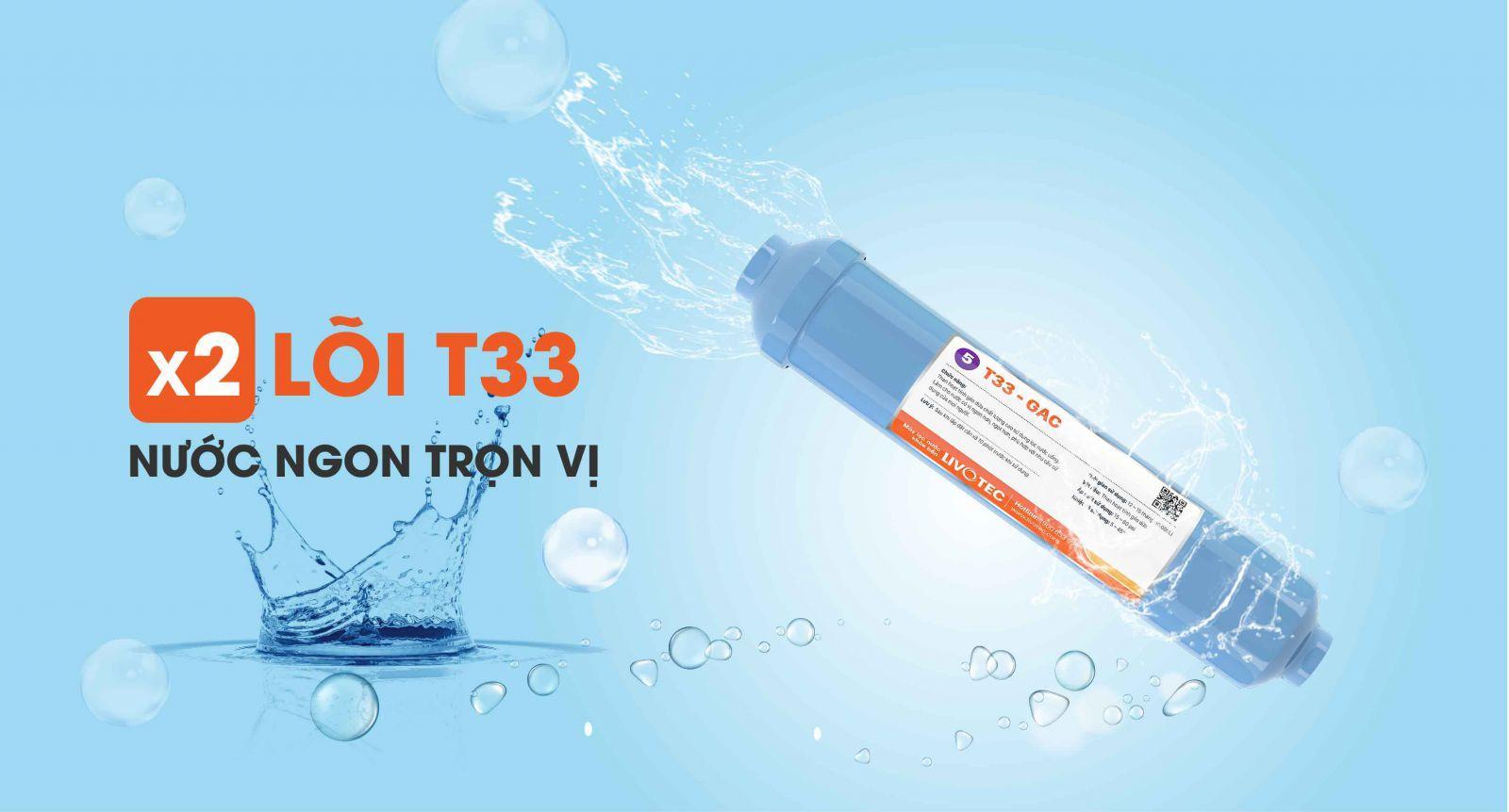 Máy lọc nước Livotec LRC110-T