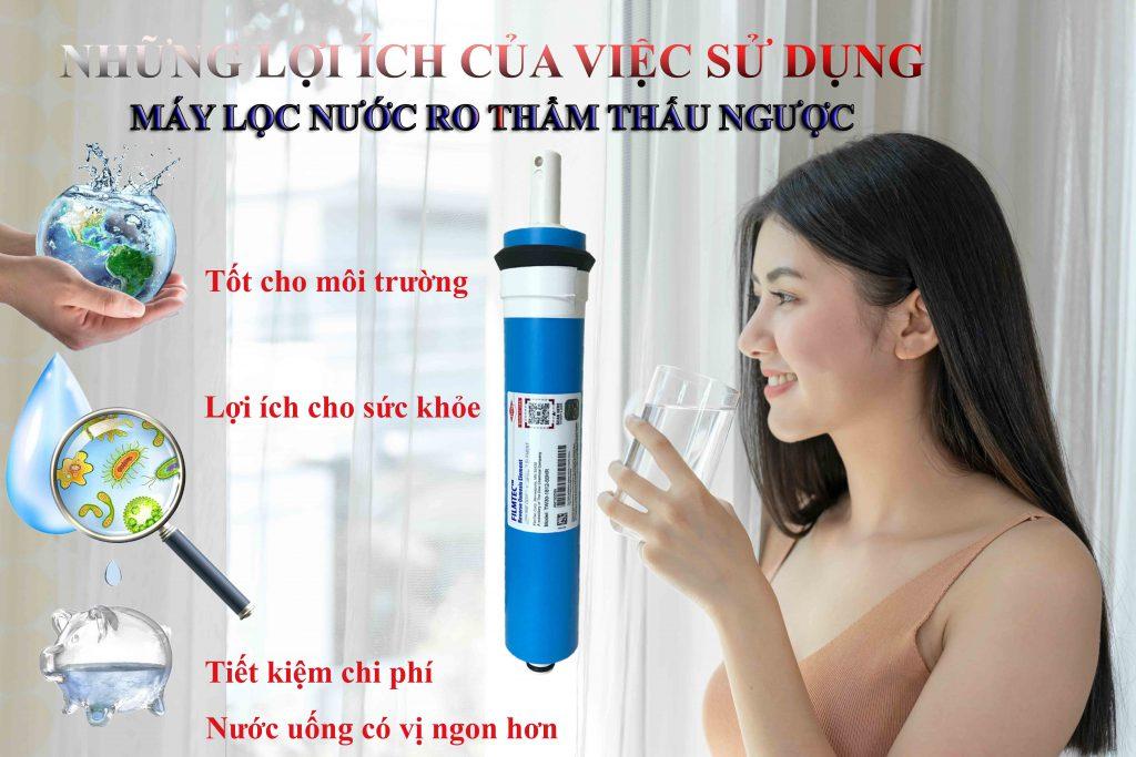 Nhung Loi Ich Cua Viec Su Dung May Loc Nuoc Ro Tham Thau Nguoc Min