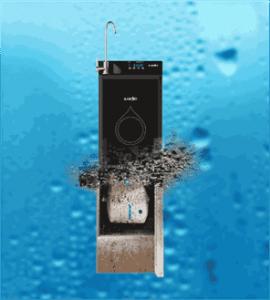 Giảm 50% tuổi thọ máy lọc nước
