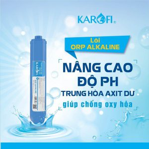 Lõi lọc ORP Alkaline Karofi