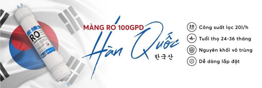 Màng lọc RO Hàn Quốc đúc liền Karofi