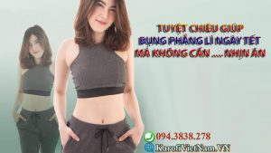 Tuyet Chieu Giup Bung Phang Li Ngay Tet Ma Khong Can Nhin An Min