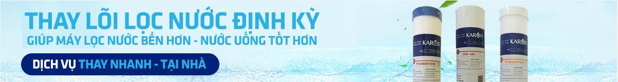 Thay Loi Loc Karofi