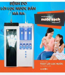 Benh Do Loi Loc Nuoc Ban Ma Ra Min