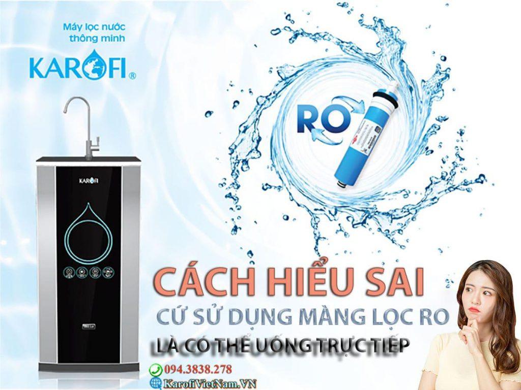 Cach Hieu Sai Cu Dung Mang Loc Ro Cua My La Co The Uong Truc Tiep Min