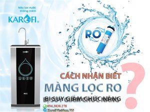 Cach Nhan Biet Mang Loc Ro Bi Suy Giam Chuc Nang Min