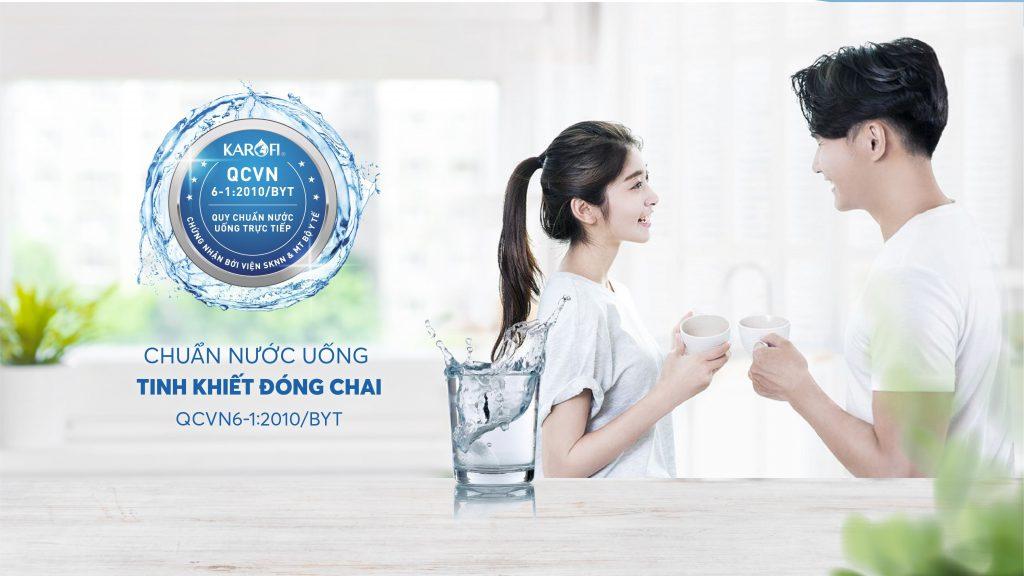 Chuan Nuoc Uong Dong Chai