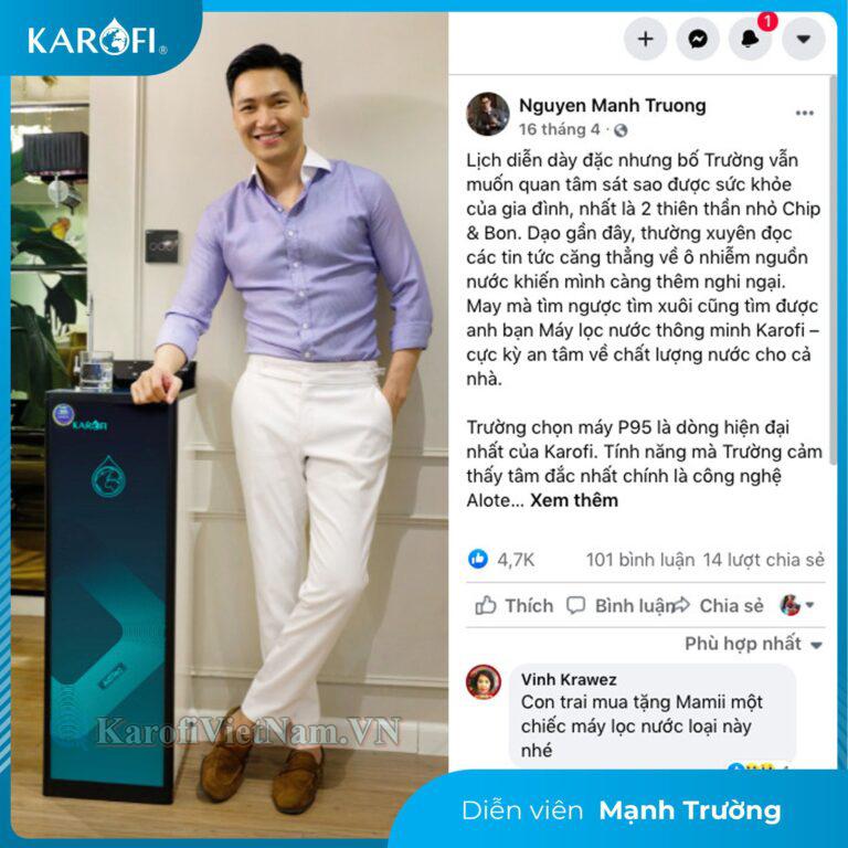 May Loc Nuoc Karofi P95 Dien Vien Manh Truong 768x768
