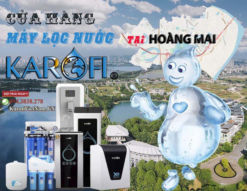 Cua Hang May Loc Nuoc Karofi Tai Hoang Mai Min