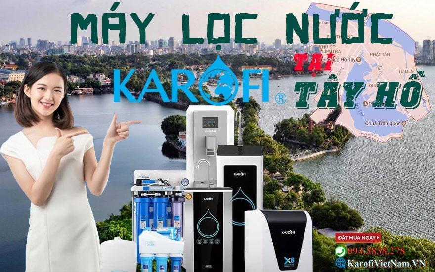Cua Hang May Loc Nuoc Karofi Tai Tay Ho100 Chinh Hang Min