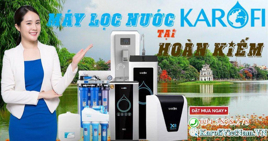 Dai Ly May Loc Nuoc Karofi Tai Hoan Kiem Chinh Hang Min