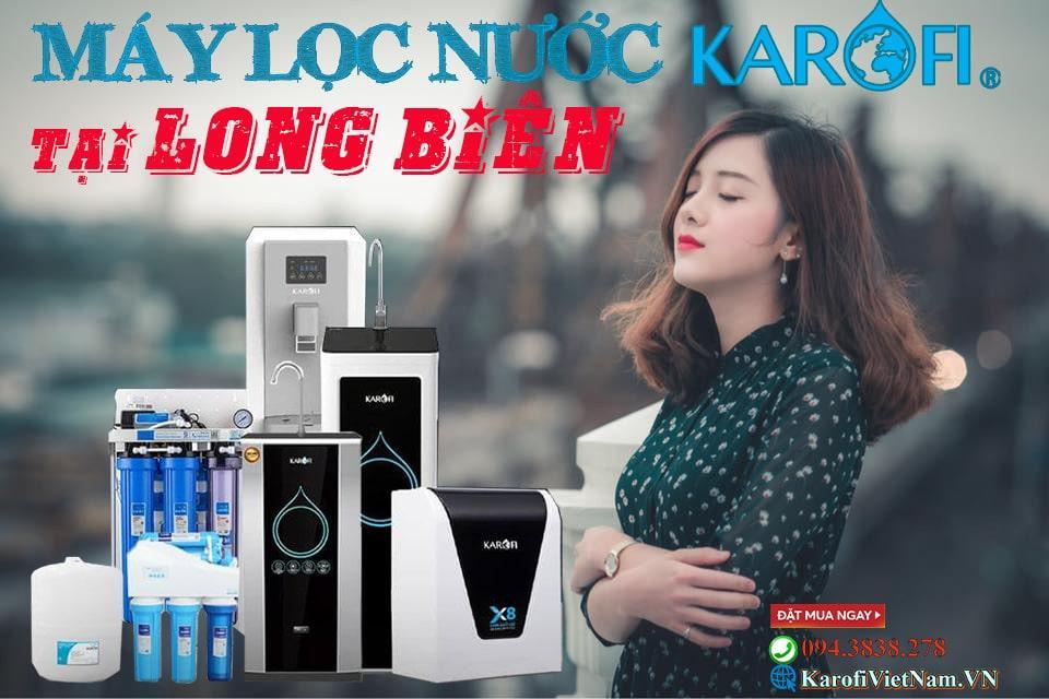 Dai Ly Uy Quyen Chinh Hang May Loc Nuoc Karofi Tai Long Bien Min