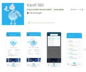 Giới thiệu về ứng dụng thông minh Karofi 360
