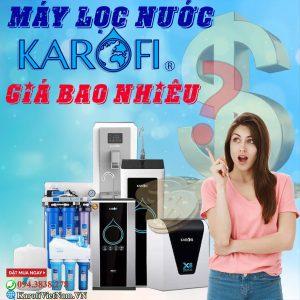 May Loc Nuoc Karofi Gia Bao Nhieu Min