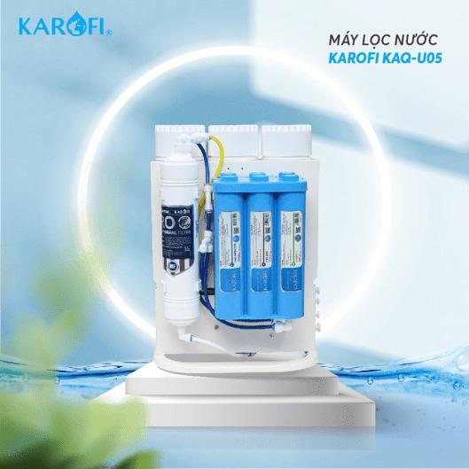 Máy lọc nước để gầm Karofi KAQ-U05