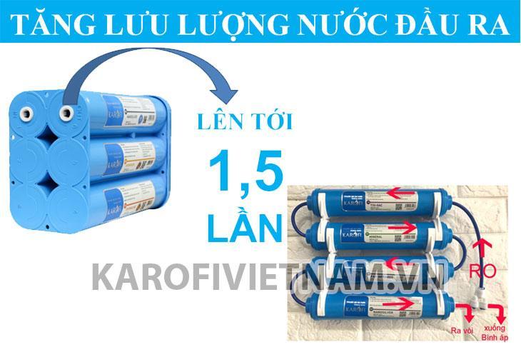 Tang Luu Luong Nuoc Ra
