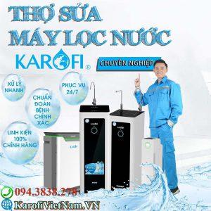 Tho Sua May Loc Nuoc Karofi Chuyen Nghiep Min