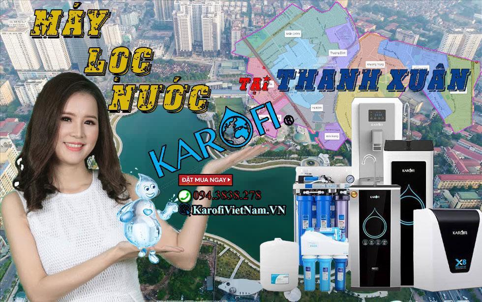 Cua Hang May Loc Nuoc Karofi Tai Thanh Xuan