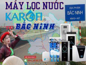 Dai Ly May Loc Nuoc Karofi Tai Bac Ninh Min