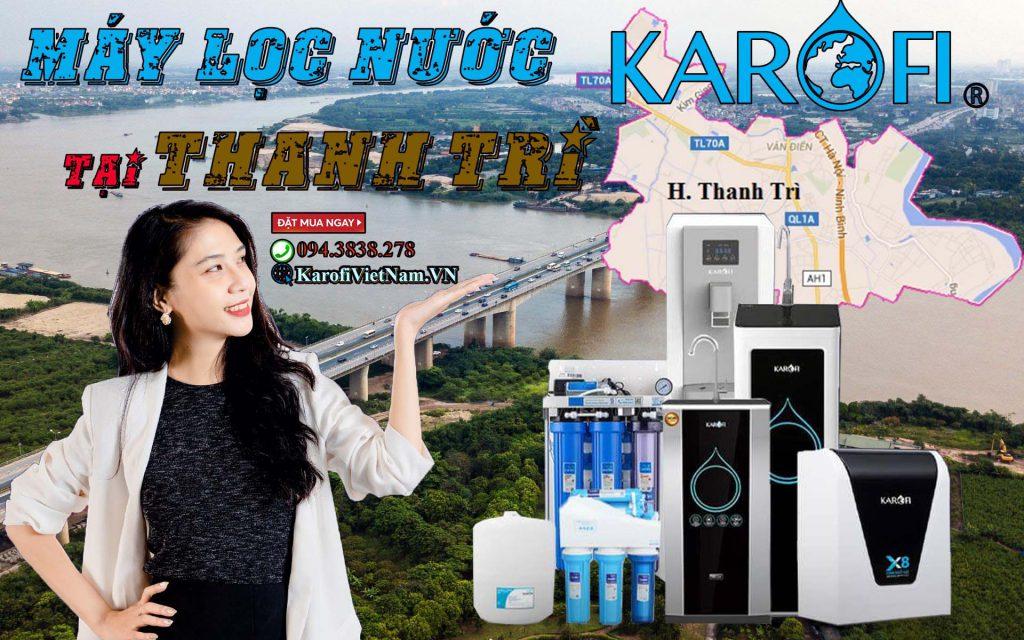 Dai Lyuy Quyen Chinh Hang May Loc Nuoc Karofi Tai Thanh Tri Min