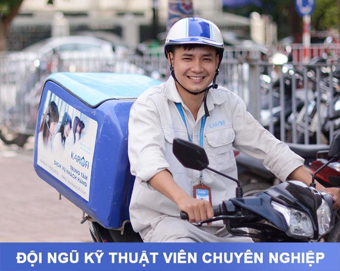 Đại lý ủy quyền chính hãng máy lọc nước Karofi tại Long Biên