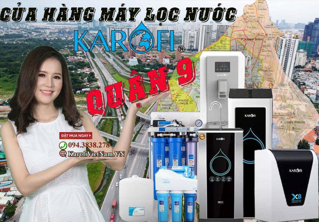 Cửa hàng máy lọc nước karofi quận 9【chính hãng】