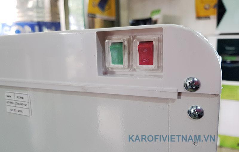 Cây nước nóng lạnh hút bình Karofi HC19