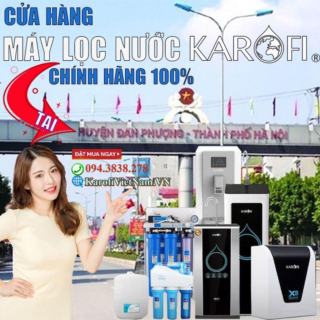 Cua Hang May Loc Nuoc Karofi Tai Dan Phuong Min