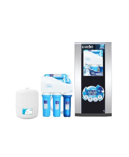 Máy lọc nước thông minh iRO 8 cấp tủ IQ - K8i-1
