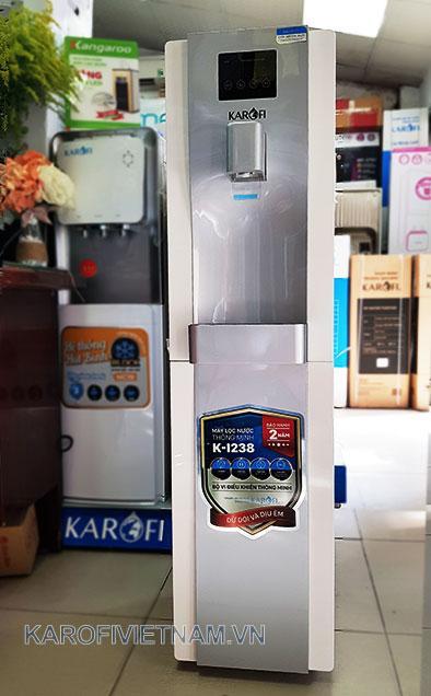Máy lọc nước Karofi K-i238 - 8 lõi lọc