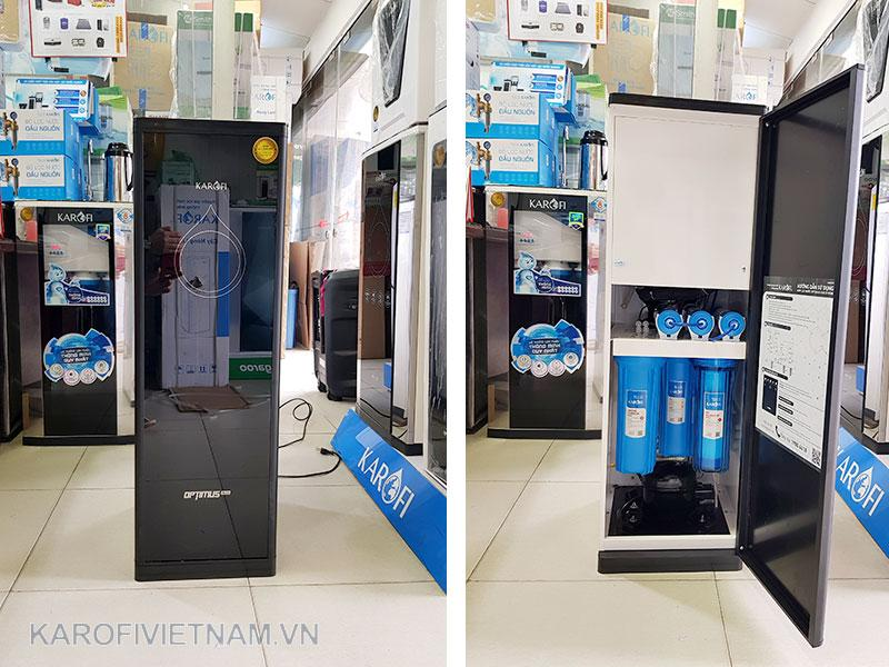 Máy lọc nước Karofi Optimus Duo O-D138 - 2 vòi 3 chế độ nước