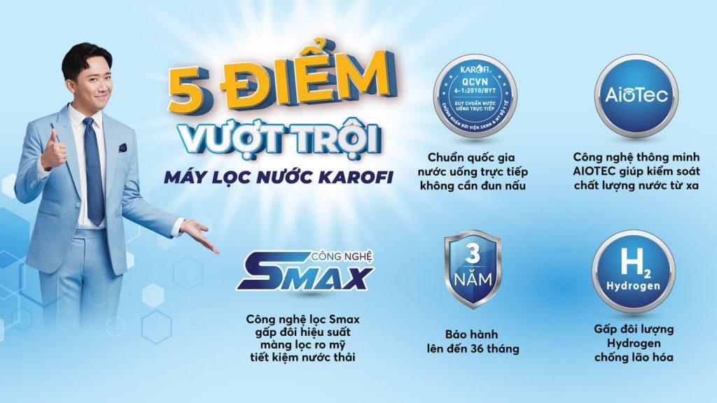 5 Gia Tri Vuot Troi Giup Karofi Dung So 1 Thi Phan