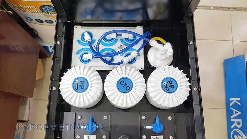 Máy lọc nước Karofi Optimus Plus-O-P1310 - 10 lõi