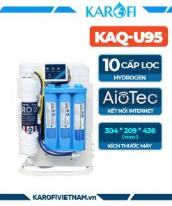Máy lọc nước Karofi KAQ-U95