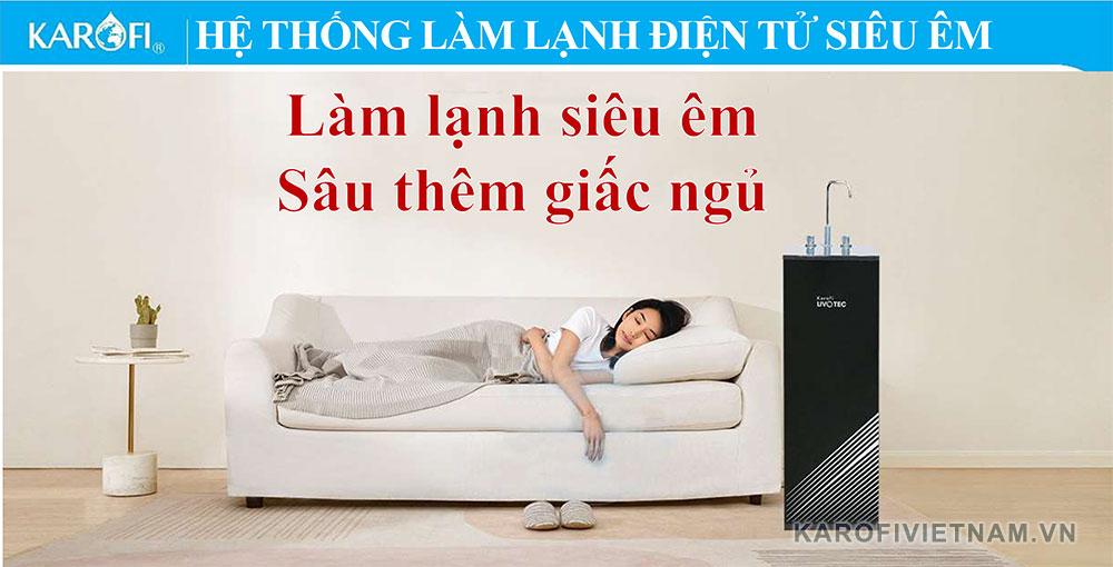 May Loc Nuoc Karofi Livotec 600 Lam Lanh Em