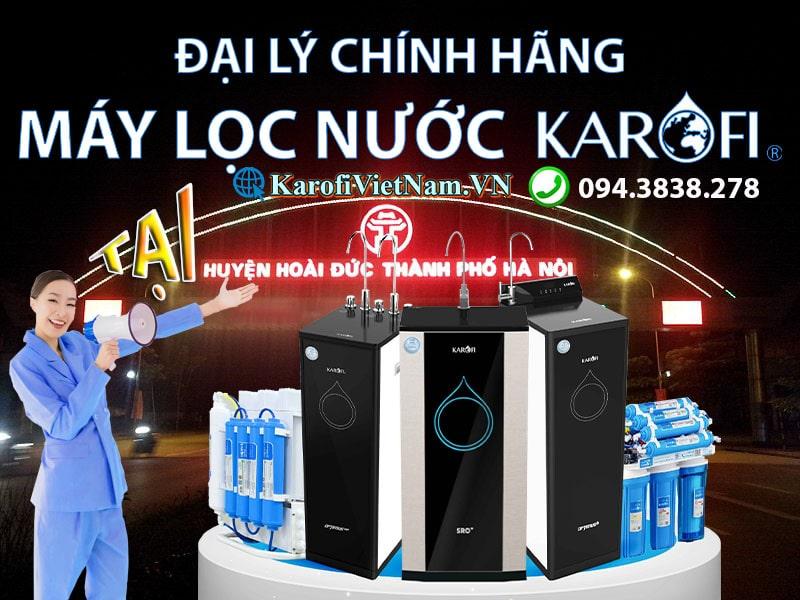 May Loc Nuoc Karofi Tai Hoai Duc 100 Chinh Hang Min