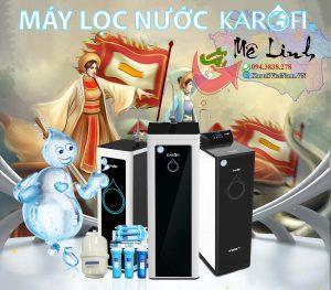 May Loc Nuoc Karofi Tai Me Linh100 Chinh Hang Min