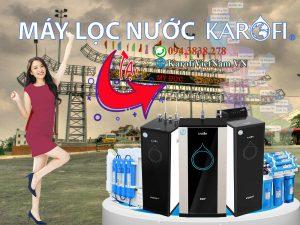 May Loc Nuoc Karofi Tai My Duc Chinh Hang 100 Min