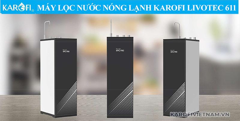 May Loc Nuoc Nong Lanh Nguoi Karofi Livotec 61