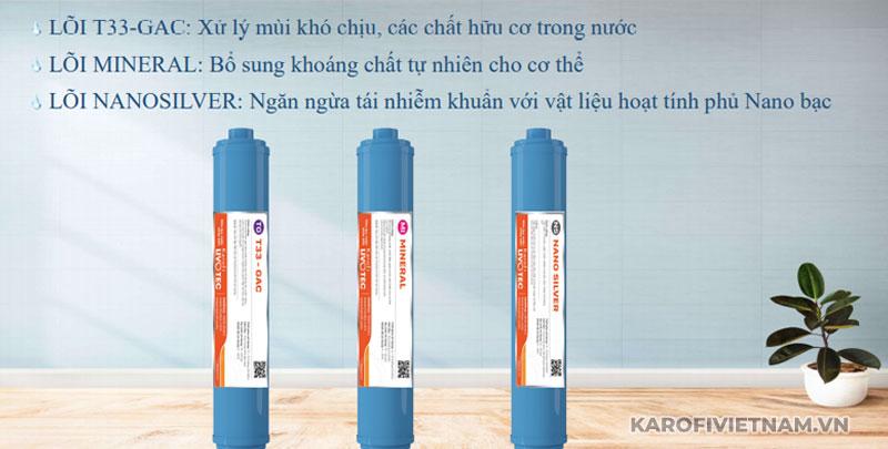 May Loc Nuoc Nong Lanh Nguoi Karofi Livotec 611 Loiloc