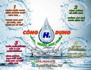 5 Cong Dung Cua Nuoc Hydrogen Ion Kiem Doi Voi Suc Khoe Karofi Min