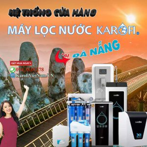 May Loc Nuoc Karofi Tai Da Nang Chinh Hang 100