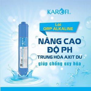 Lõi lọc ORP Alkaline Karofi - Hàng chính hãng