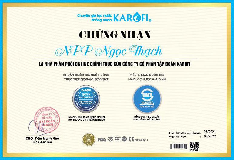 Chung Nhan Karofi 2022