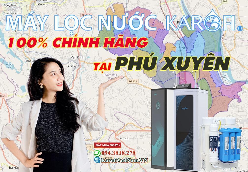 May Loc Nuoc Karofi Tai Phu Xuyen Min
