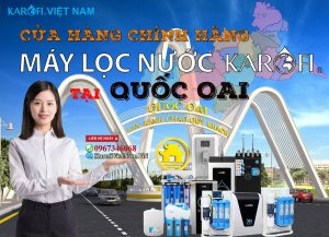 Cua Hang May Loc Nuoc Karofi Tai Quoc Oai Min